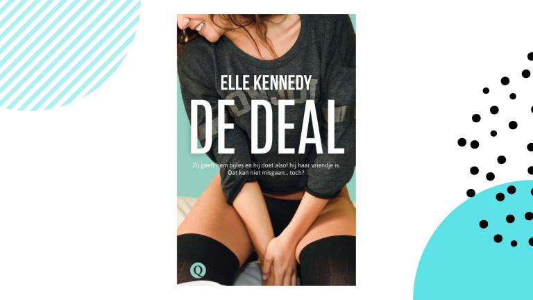 Recensie: De Deal (Off Campus #1) - Elle Kennedy