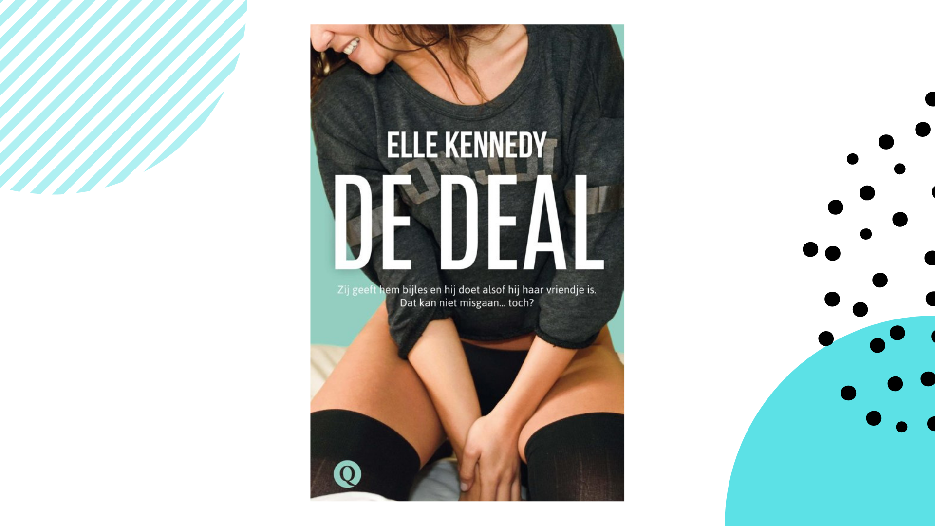 Recensie: De Deal (Off Campus #1) - Elle Kennedy