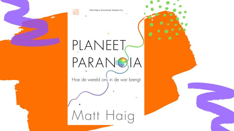 Recensie: Planeet Paranoia - Matt Haig