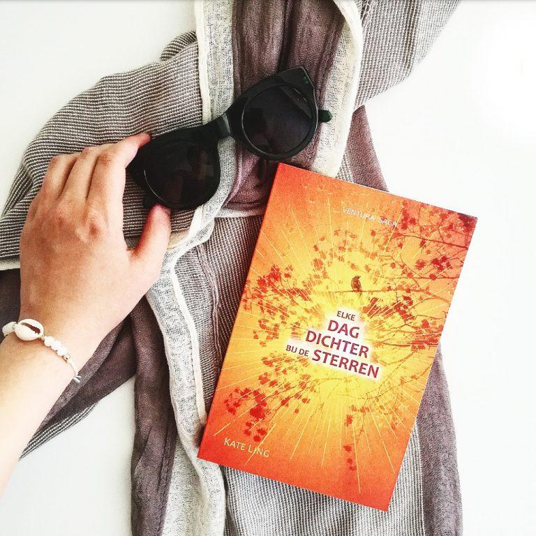 Recensie: Elke dag dichter bij de sterren (Ventura Saga #3) - Kate Ling