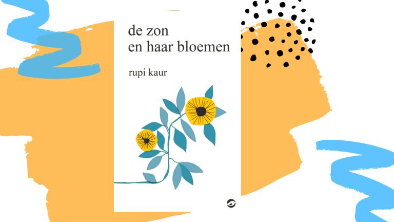 Rupi Kaur De zon en haar bloemen