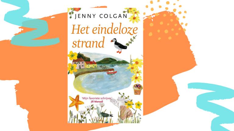 Recensie: Het eindeloze strand - Jenny Colgan
