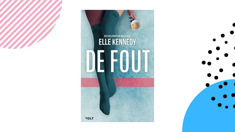 Recensie: De Fout (Off Campus #2) - Elle Kennedy