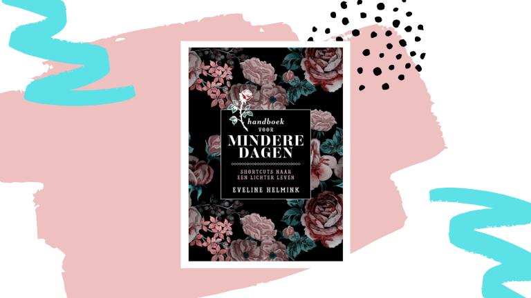 Recensie: Handboek voor mindere dagen - Eveline Helmink