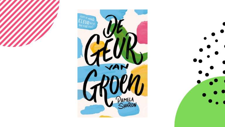 Recensie: De geur van groen - Pamela Sharon