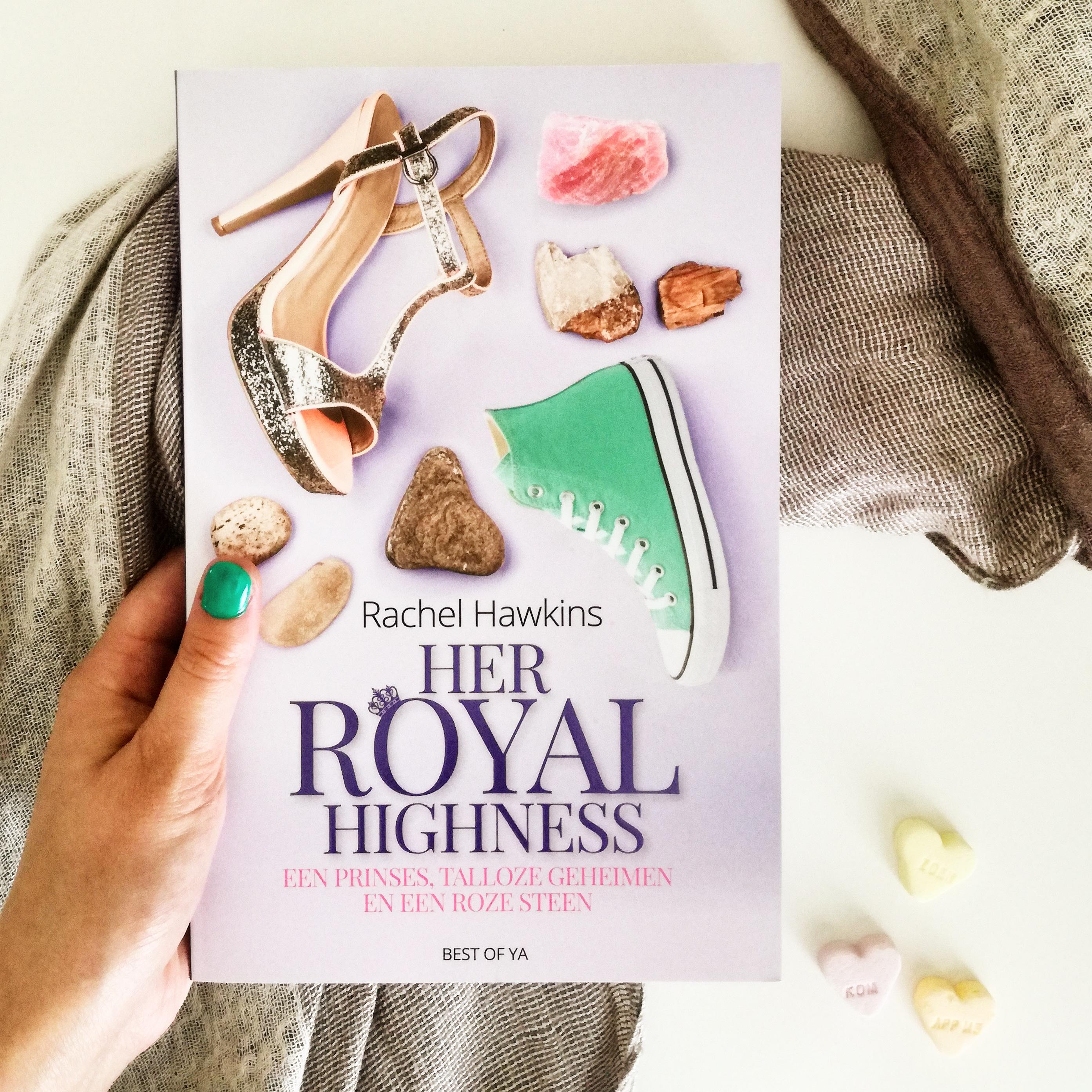 Recensie: Her Royal Highness (Royals #2) - Rachel Hawkins