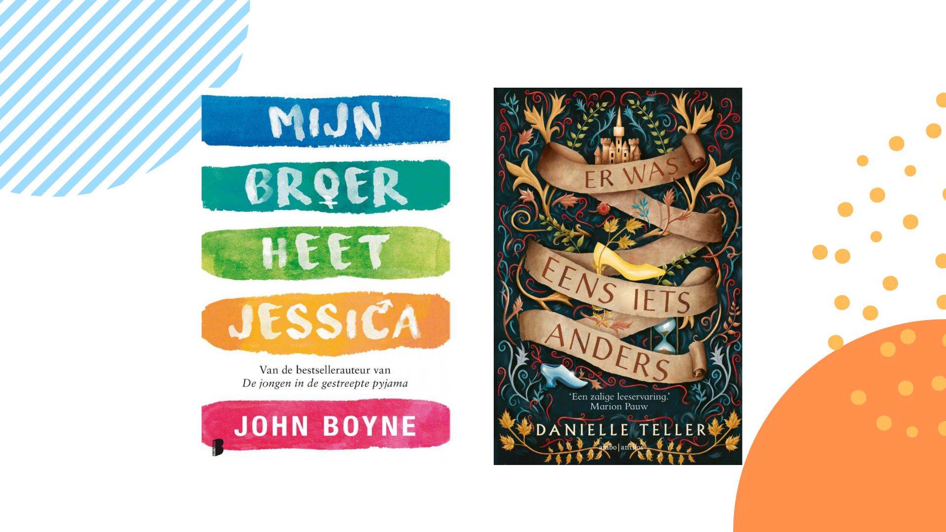 nieuwe boeken juli 2019