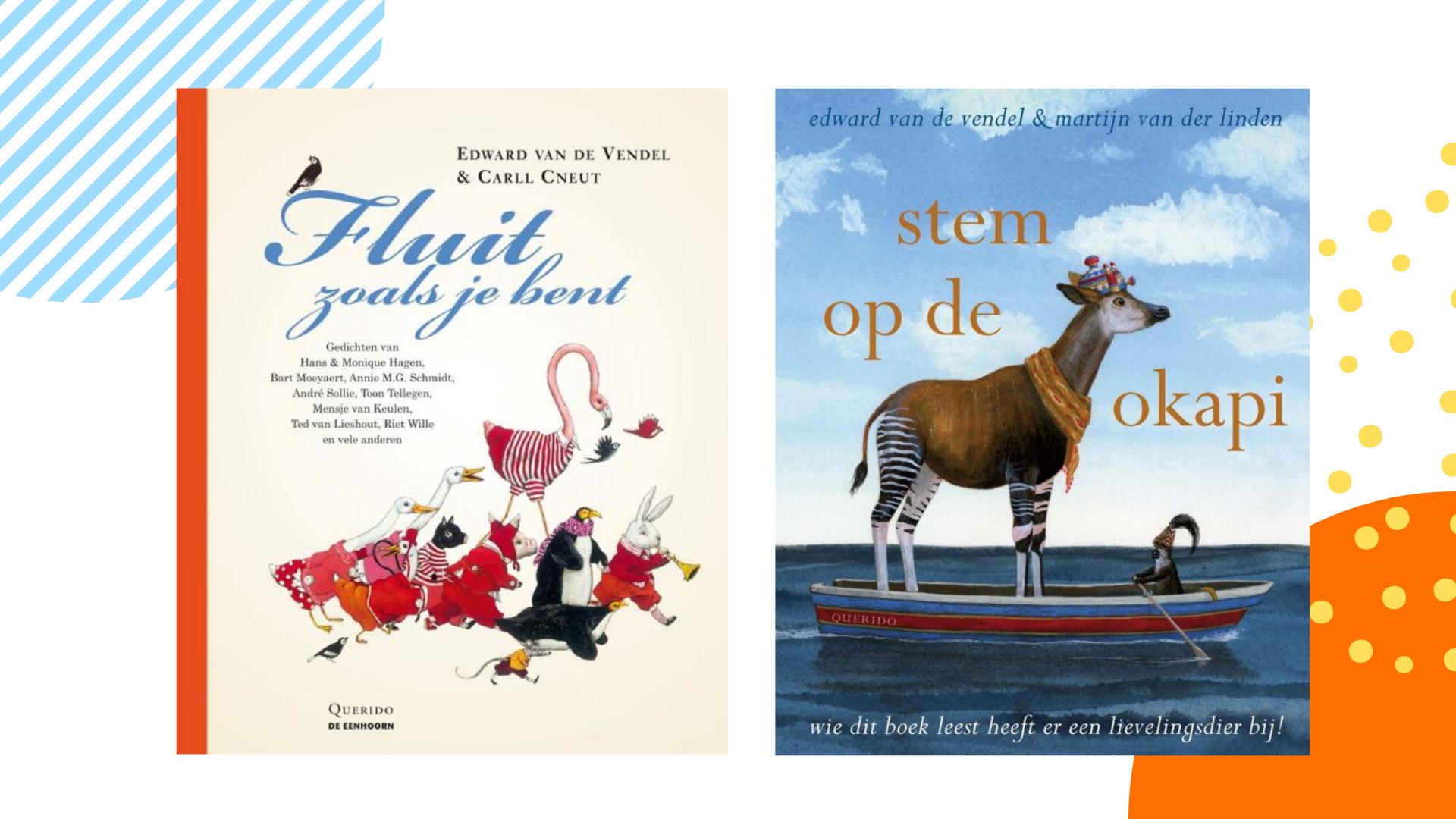 boeken die ik las in juni - stem op de okapi, fluit zoals je bent