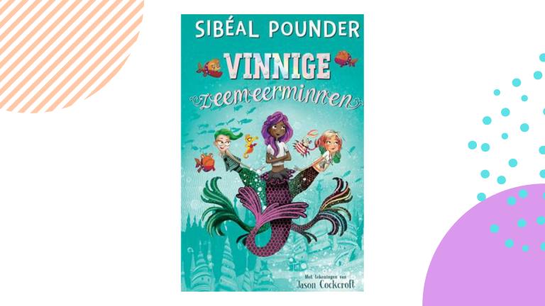 Recensie: Vinnige zeemeerminnen - Sibéal Pounder