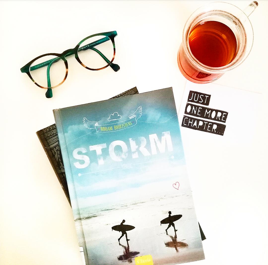 Recensie: Storm - Miriam Bruijstens