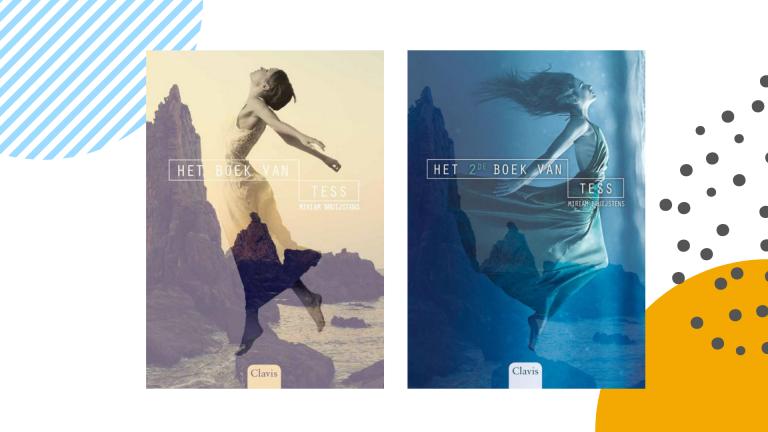 Recensie: Het boek van Tess & Het tweede boek van Tess - Miriam Bruijstens