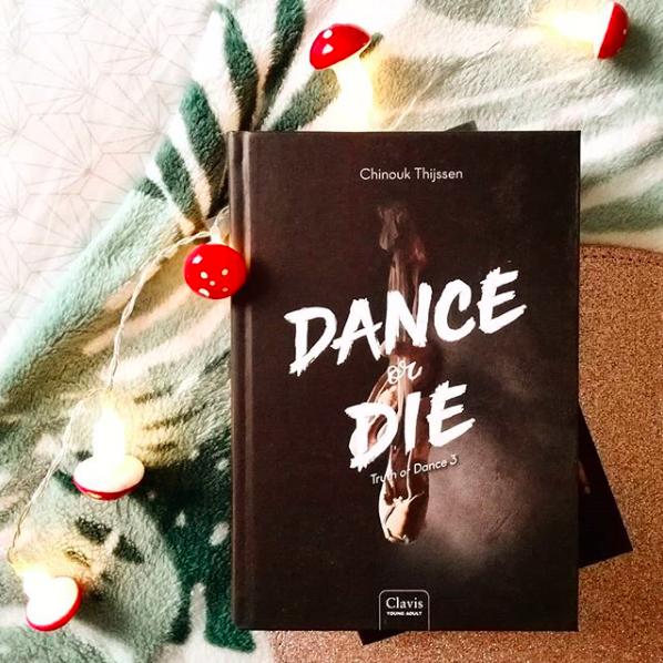 Recensie: Dance or die (Truth or dance #3) - Chinouk Thijssen