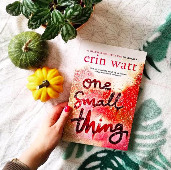 Recensie: One small thing - Erin Watt