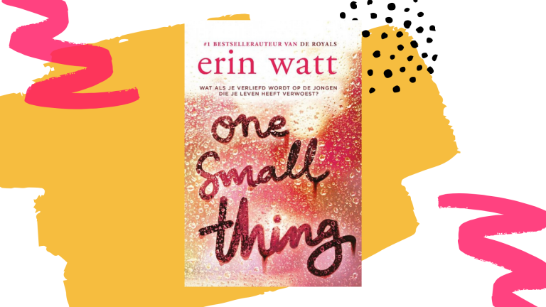 Recensie: One small thing - Erin Watt