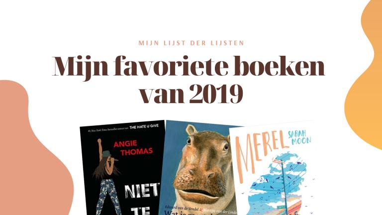 mijn favoriete boeken van 2019