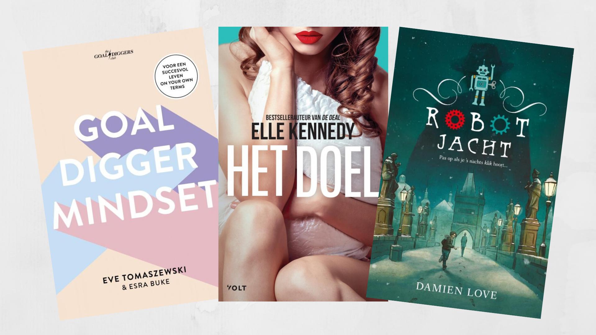 De nieuwe boeken waar ik naar uitkijk in december
