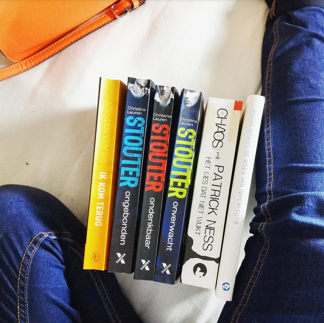 Boeken kringloop Kringloopvondsten #2 - Christina Lauren & Brené Brown