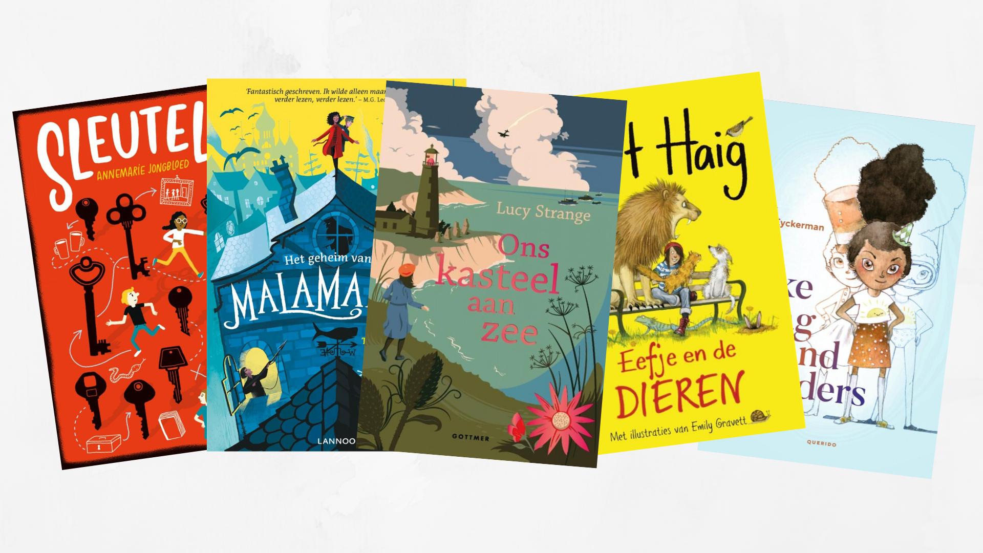 nieuwe kinderboeken februari 2020 Matt Haig Jeff Aerts