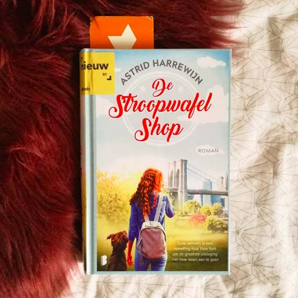 Recensie: De Stroopwafelshop - Astrid Harrewijn