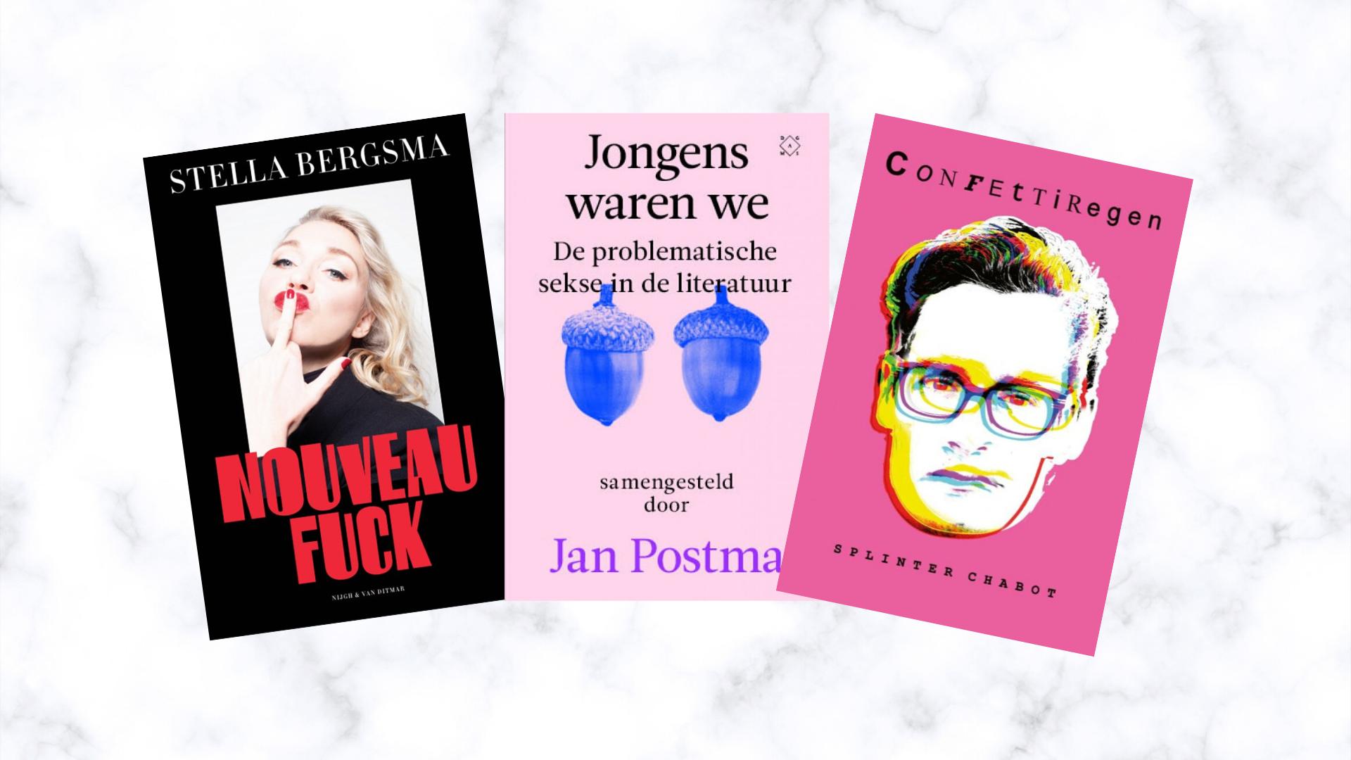 De nieuwe boeken waar ik naar uitkijk in maart