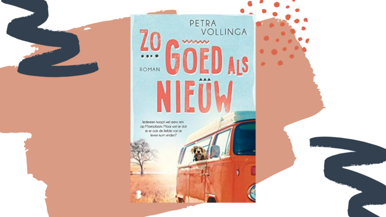 Recensie: Zo goed als nieuw - Petra Vollinga