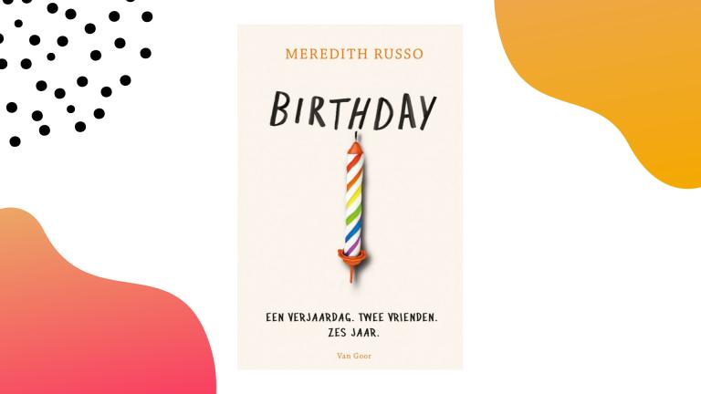 Recensie: Birthday - Meredith Russo