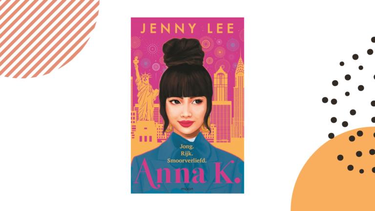 Een YA-versie van Anna Karenina - dit vond ik van Anna K. van Jenny Lee
