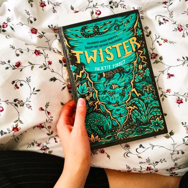 Recensie Twister van Juliette Forrest