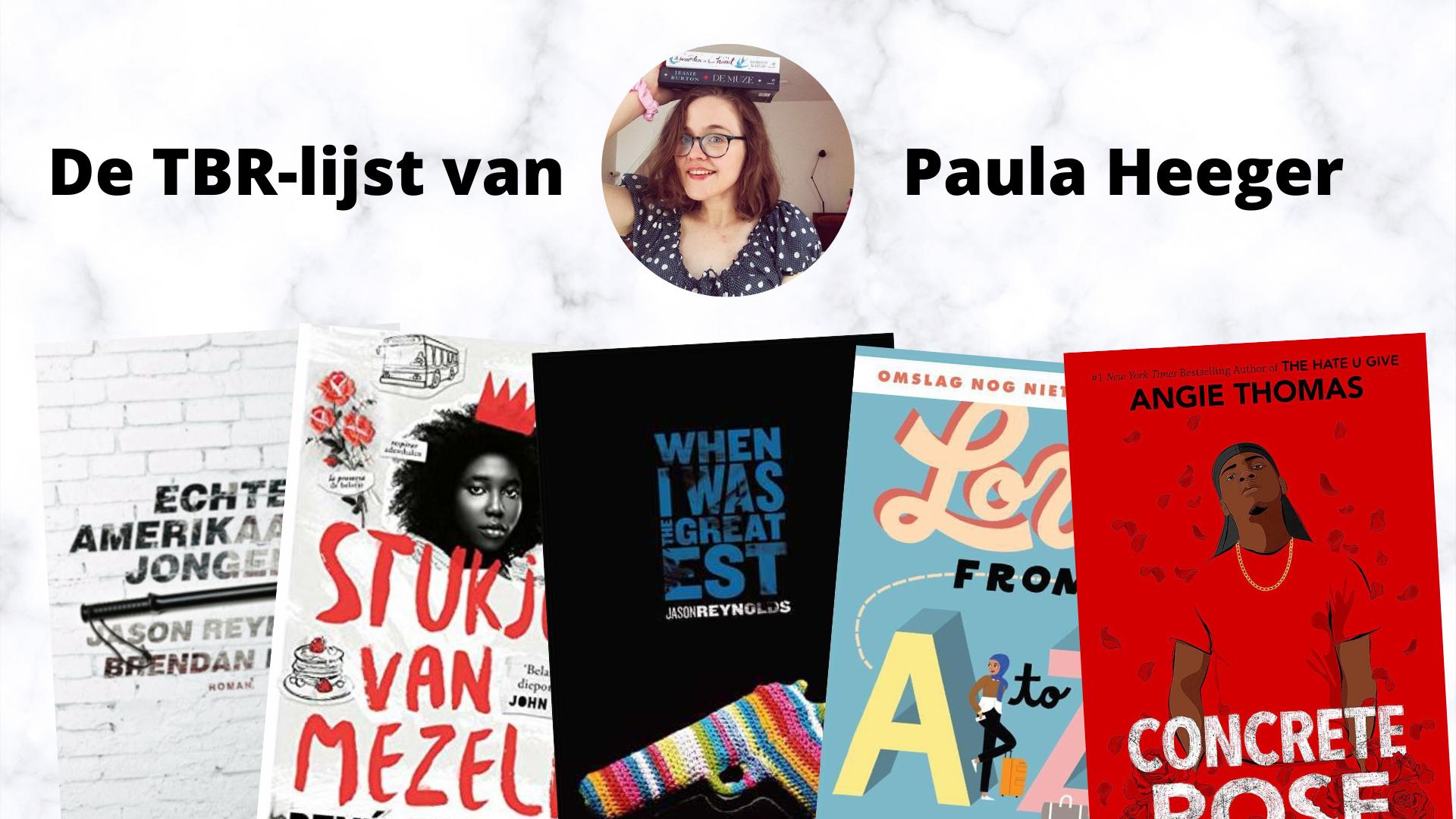 Educate yourself: YA-boeken over racisme