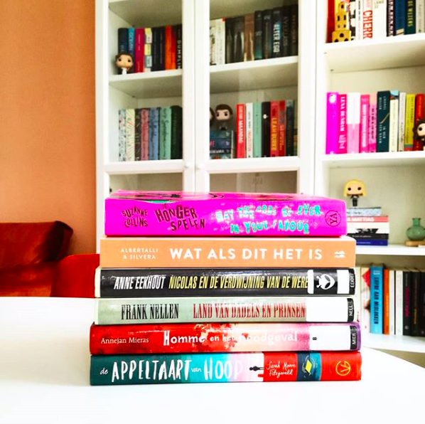 The Reading Rush 2020: Zo ging het bij mij
