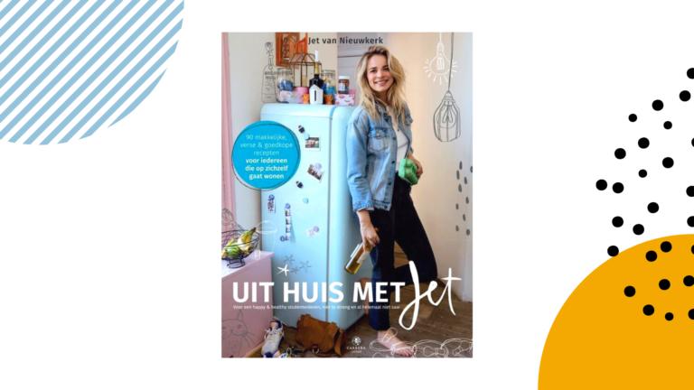 Kookboeken met Paula #1 | Uit huis met Jet - Jet van Nieuwkerk