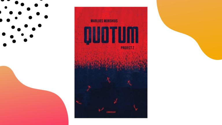 Recensie: Quotum - Marloes Morshuis