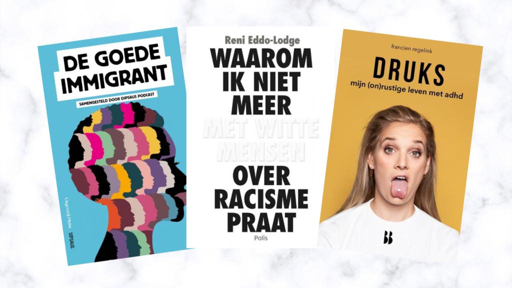 nieuwe boeken non-fictie juli 2020 racisme adhd
