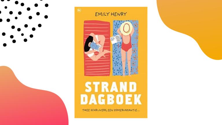 Recensie over Zomerdagboek van Emily Henry