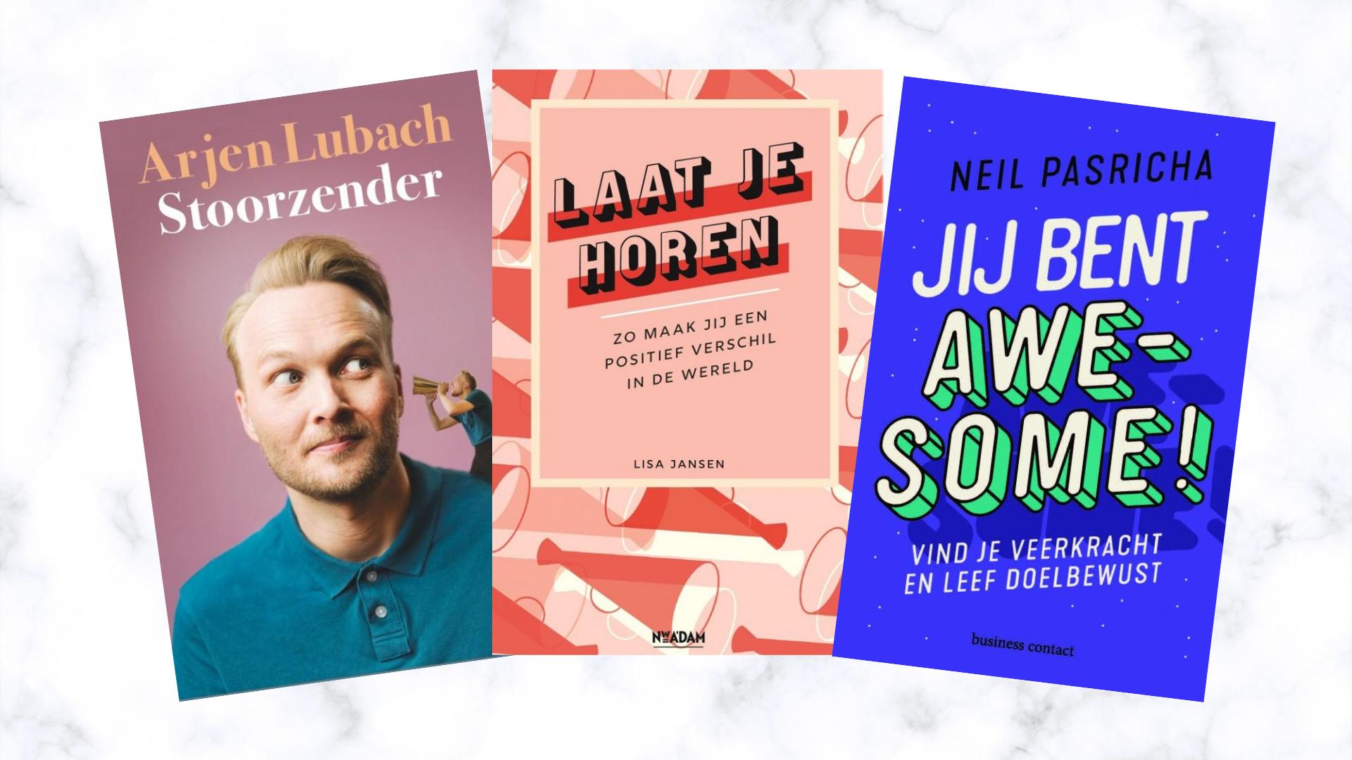nieuwe non-fictie boeken in augustus 2020