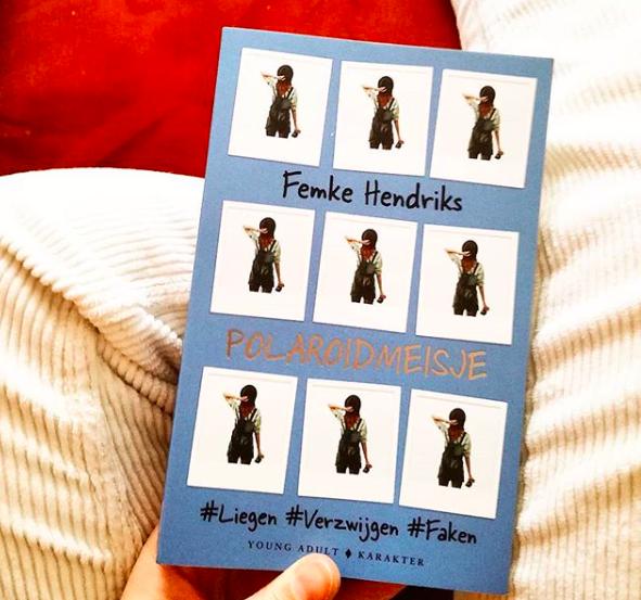 Recensie: Polaroidmeisje - Femke Hendriks