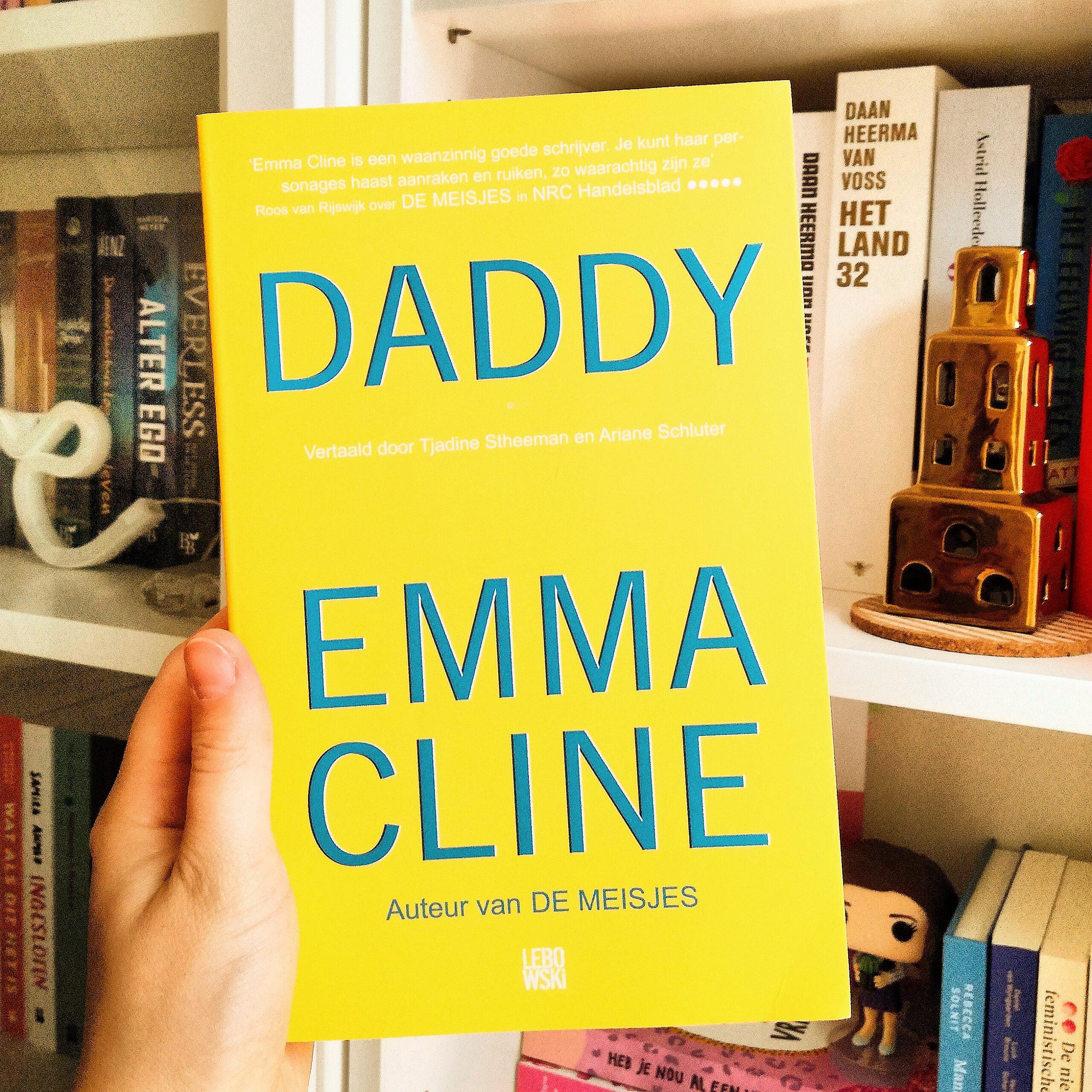 Recensie: Daddy - Emma Cline