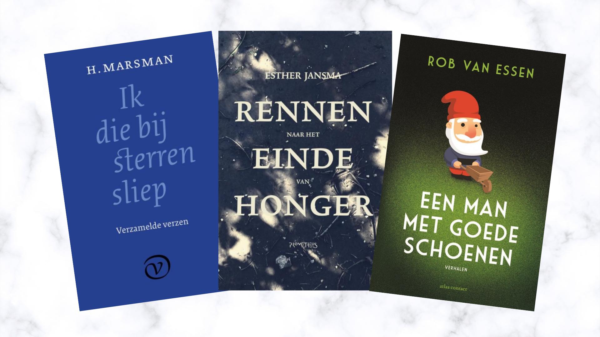 Dit zijn de nieuwe boeken waar ik naar uitkijk in oktober
