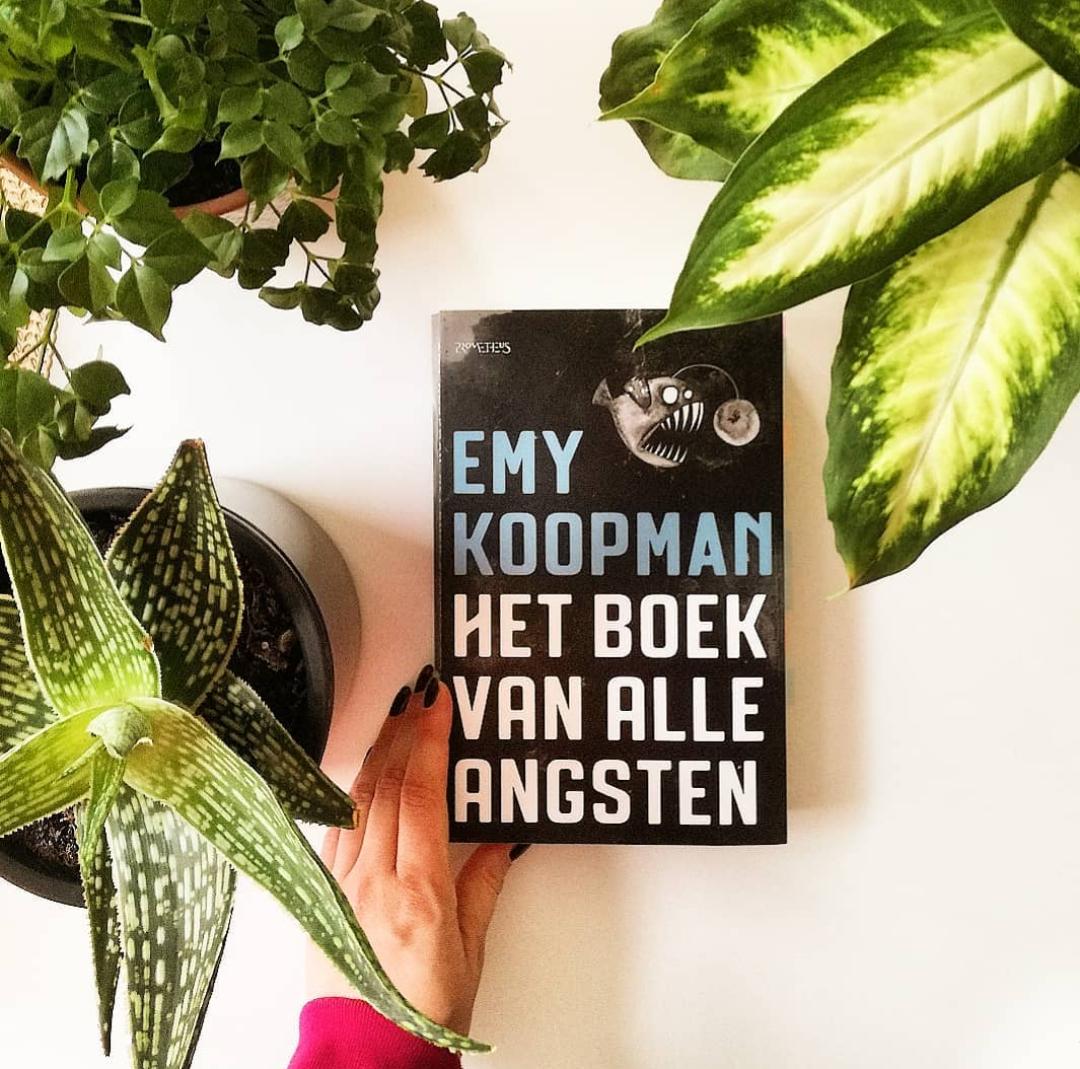 het boek van alle angsten emy koopman