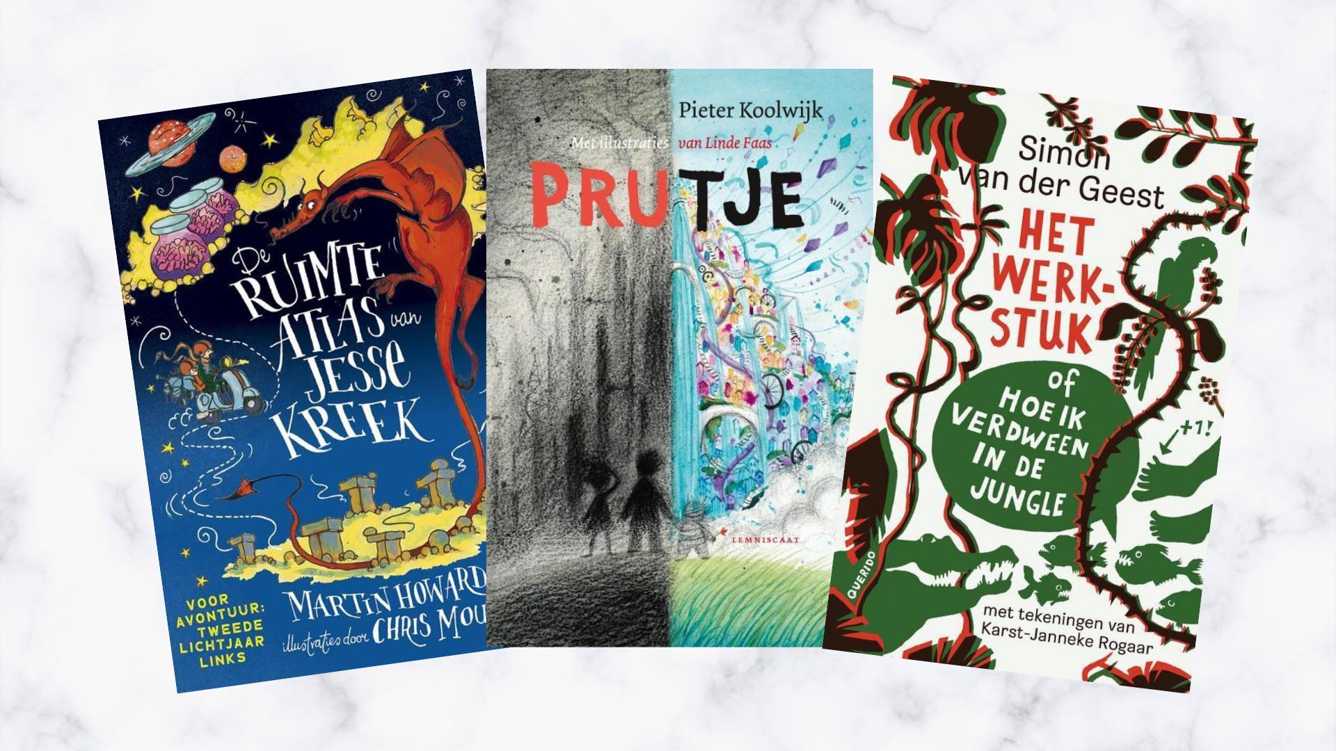 favoriete boeken van 2020 kinderboeken jeugd Pieter koolwijk