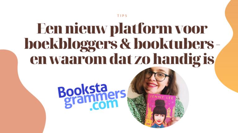 bookstagrammers.com nieuw platform