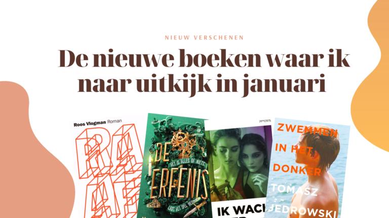 nieuwe boeken januari 2021