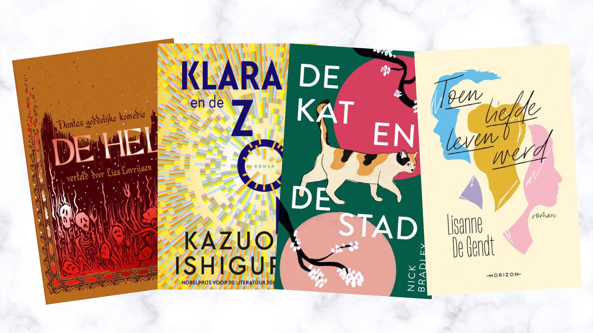 nieuwe boeken 2021 waar ik naar uitkijk