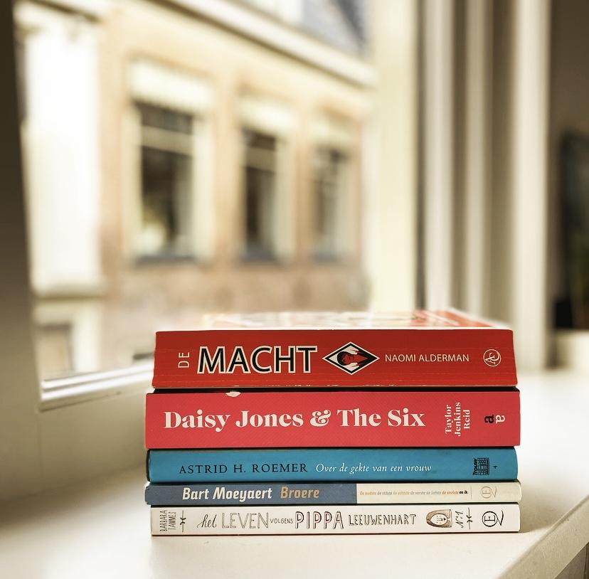 boeken van de kringloop